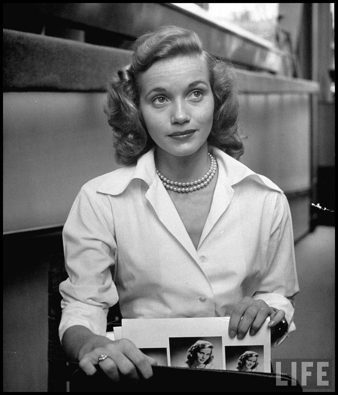 1949. Ева Мари Сент