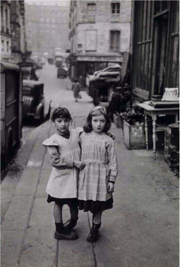 1953. Париж