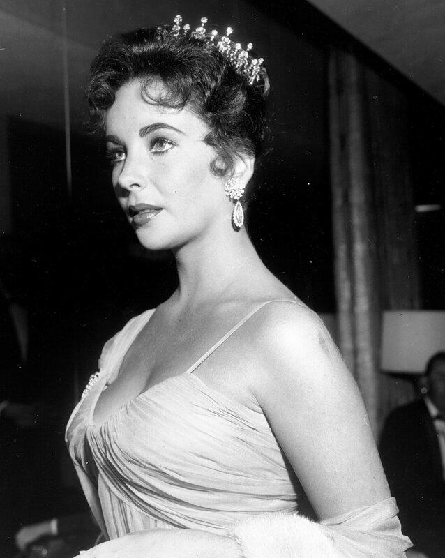 Photo of Elizabeth Taylor