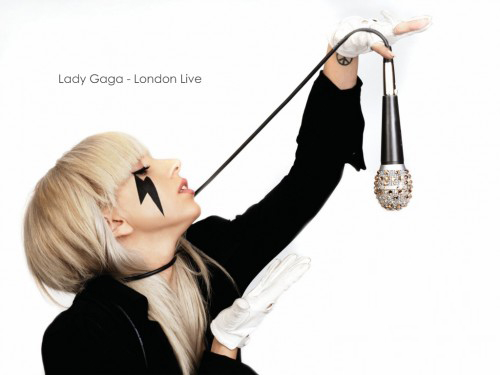 Концерт Lady Gaga - London Live Full HD 1920x1080p