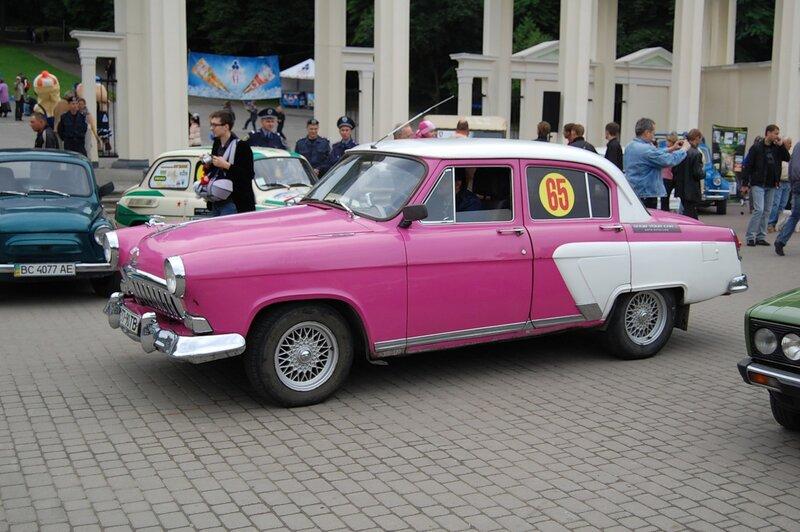 Грен-при Львова 12.06.2011