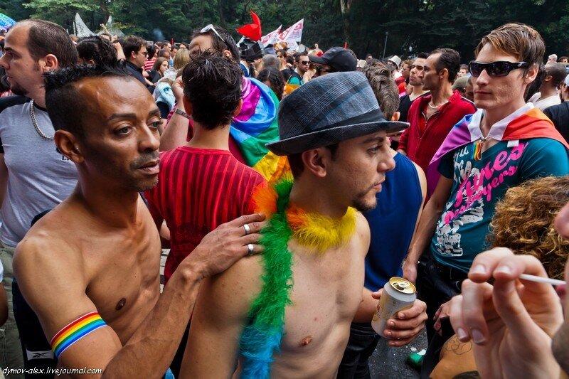 Гей порно бразильские онлайн парад