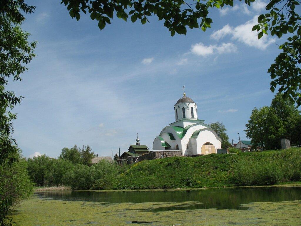 Древнее село Протопопово