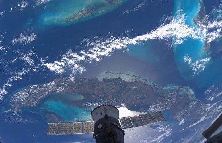 красивые фото земли из космоса
