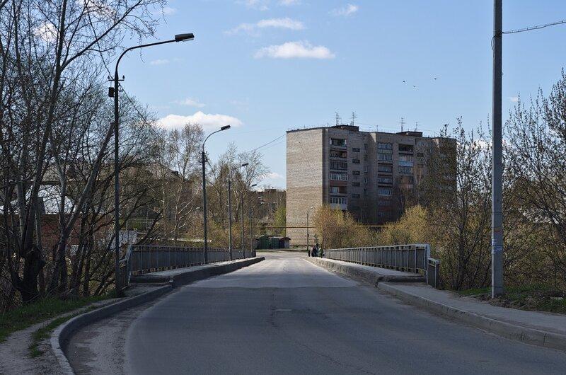 Дорога из Луговушки