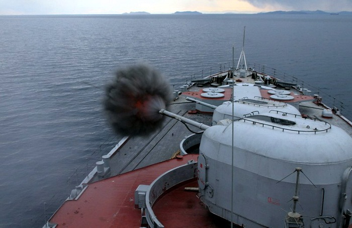 На Тихоокеанском флоте начался летний период обучения