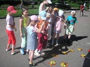 Во Владивостоке стартовала первая смена пришкольных лагерей