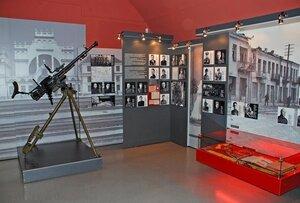 В музей Брестской крепости передадут гильзу с дальневосточной землей
