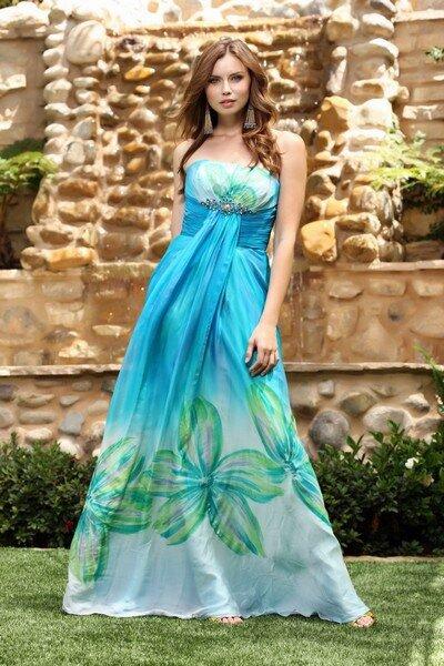 Вечерние платья - pic Evening dresses фото 329232.