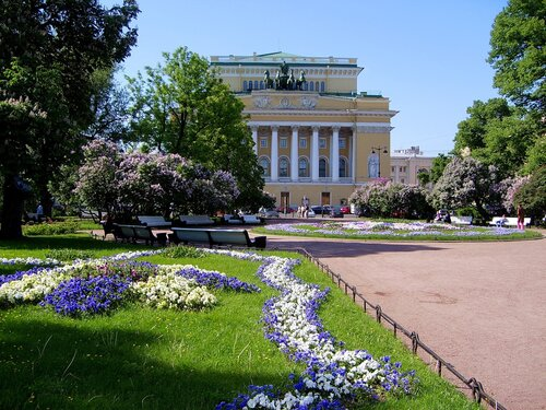 Екатерининский садик