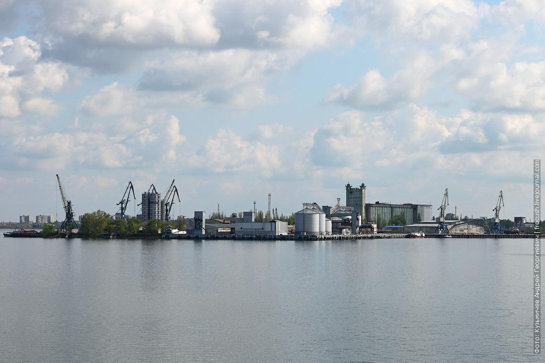 Порт Волгодонска