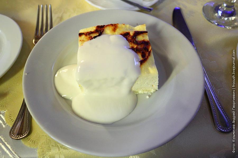 Творожная запеканка со сметаной в духовке пошаговый рецепт с