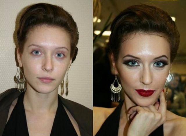 Искусный макияж