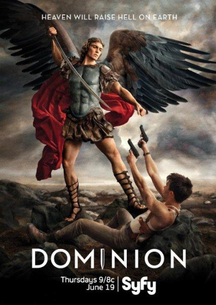 �������� / Dominion - ����� 1, ����� 1-6 [2014, WEB-DLRip | WEB-DL 720p] (LostFilm | NewStudio | BaibaKo)
