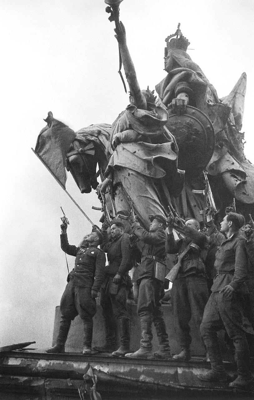 Взятие Рейхстага. (41 ФОТО). 2