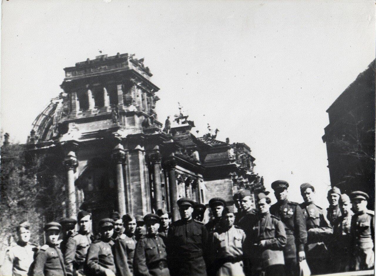 Взятие Рейхстага. (41 ФОТО). 20