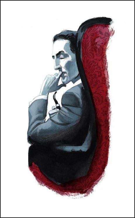 Fernando Vicente, A Study in Scarlet