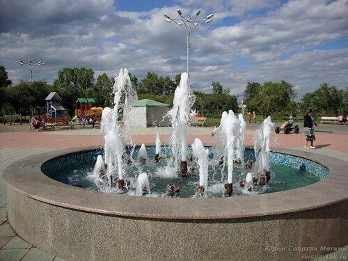 20110821 - Парк в МПС07