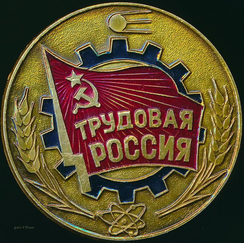 Трудовая Россия.