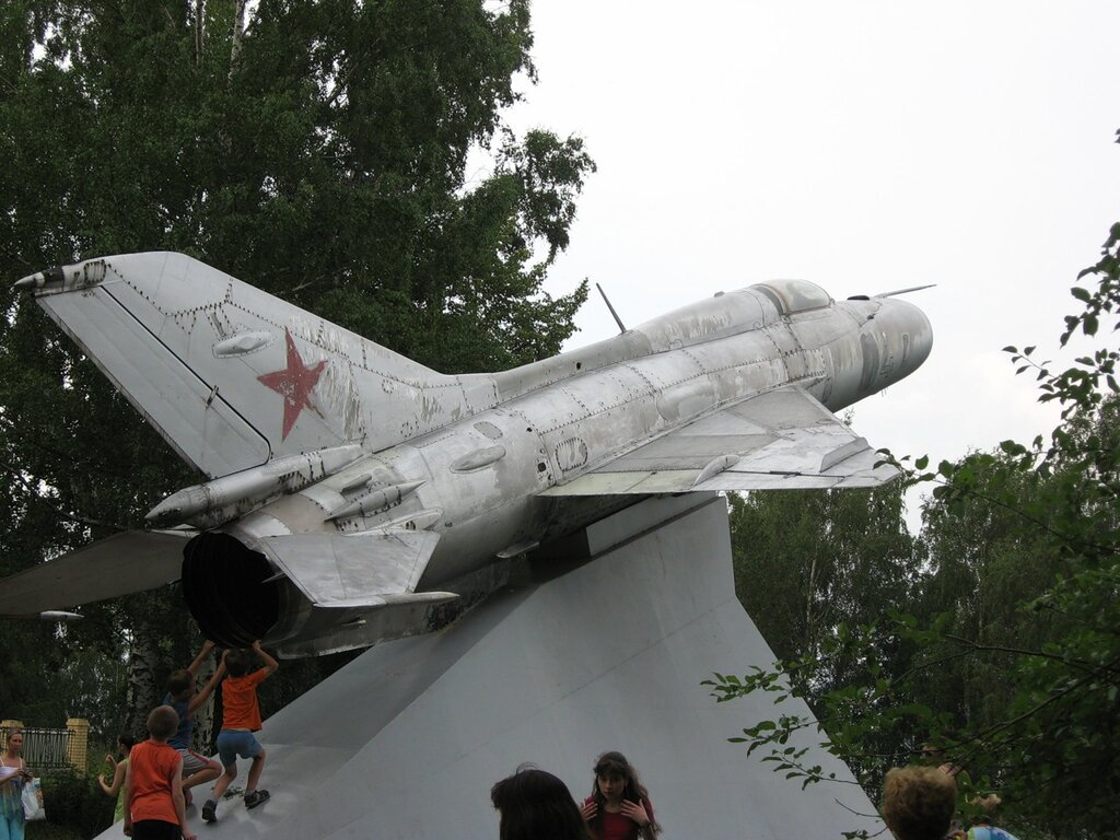 Museum of Valery Chkalov (Chkalovsk)