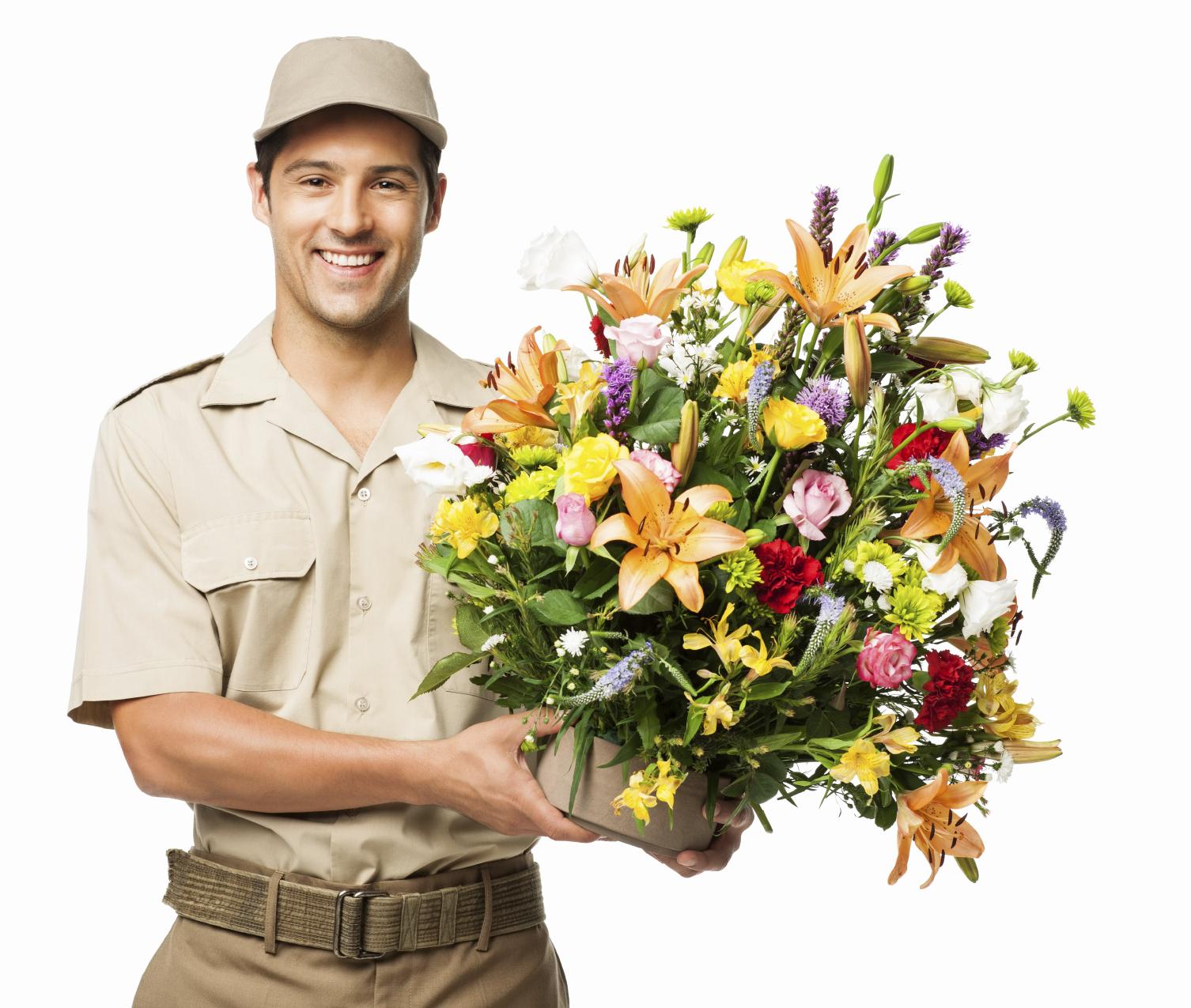 Прекрасное настроение вашим близким создадут наши цветы с доставкой по Украине (1 фото)