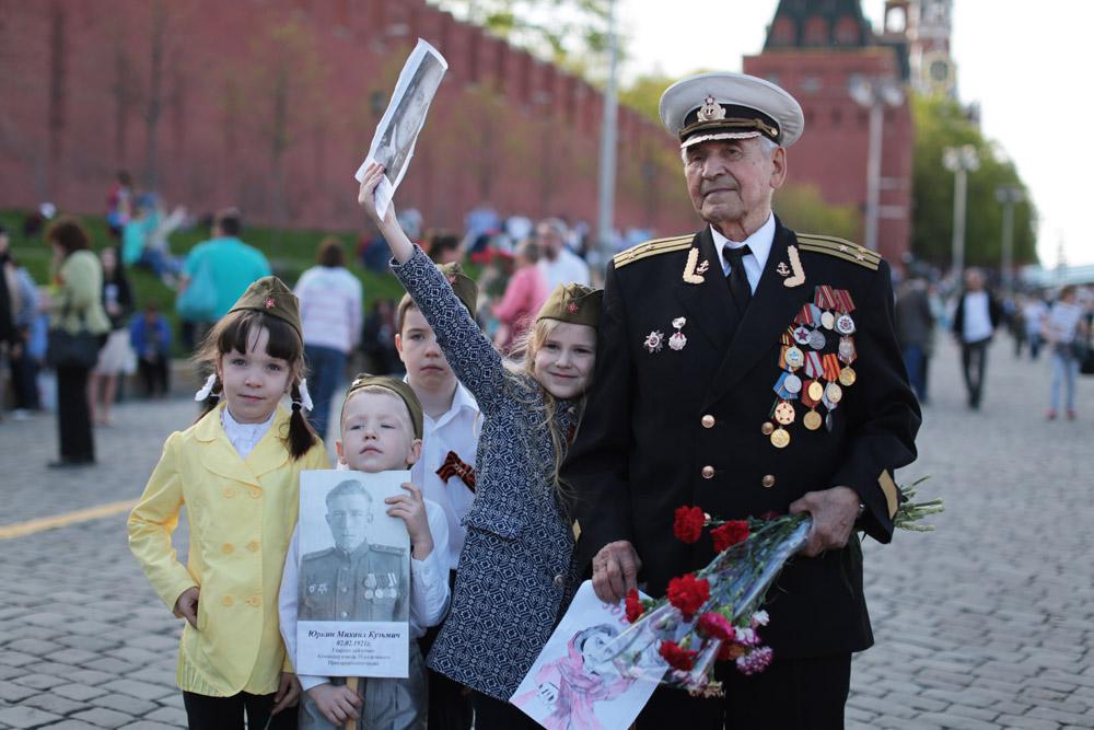 День Победы в Москве: как это было