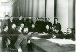 Заседание членов 2-й комиссии третьего отдела по проверке полномочий депутатов  Второй Государственной думы.