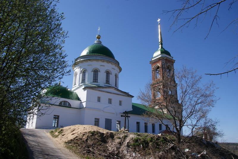 Касимов - Церковь Ильи Пророка