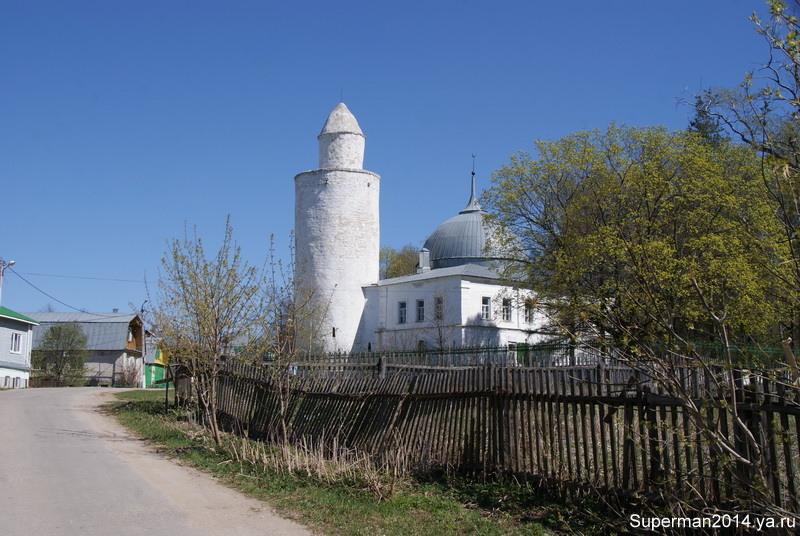 Касимов - мечеть