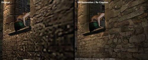 Работа над HD-ремейком Resident Evil 4 0_130643_653668d8_L