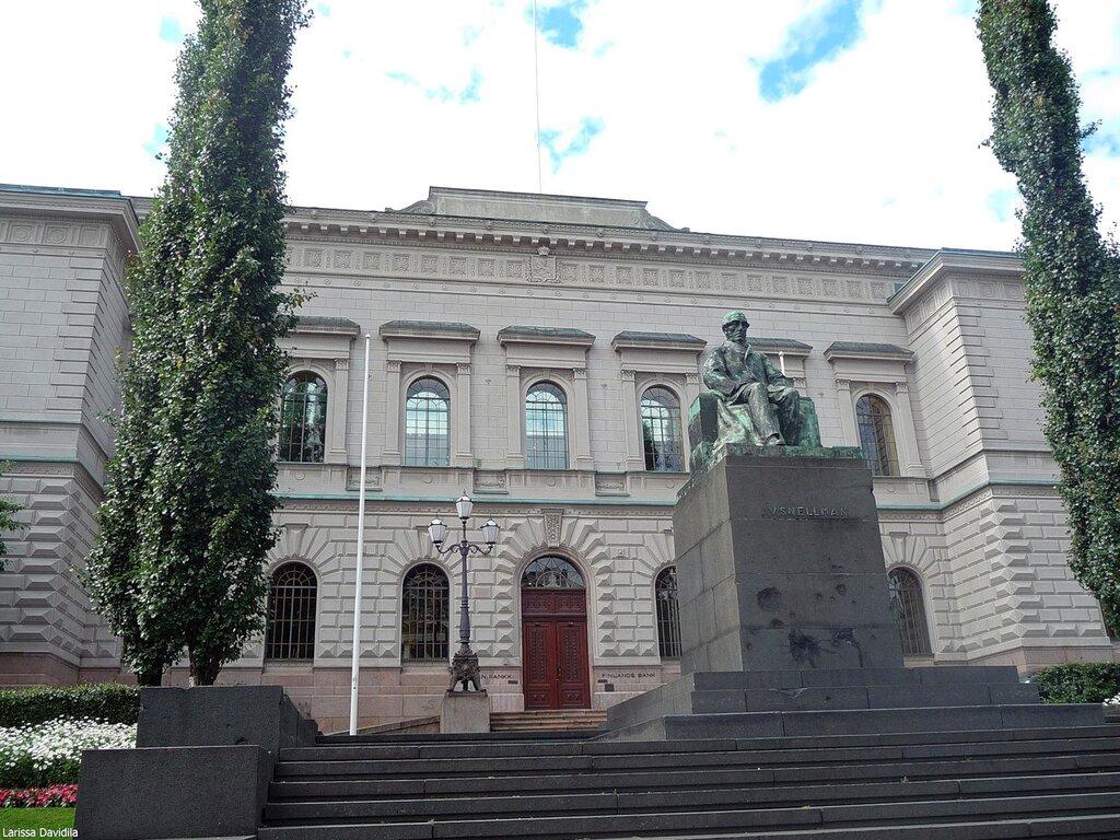"""Здание """"Банк Финляндии"""", 1882 г."""