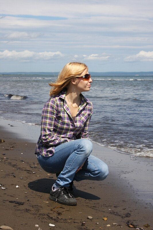 Фото блондинок на море 25 фотография