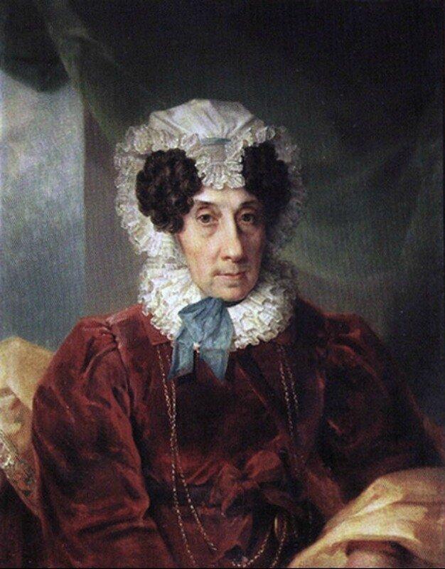 Загряжская Наталья Кирилловна. (1747 - 1837).