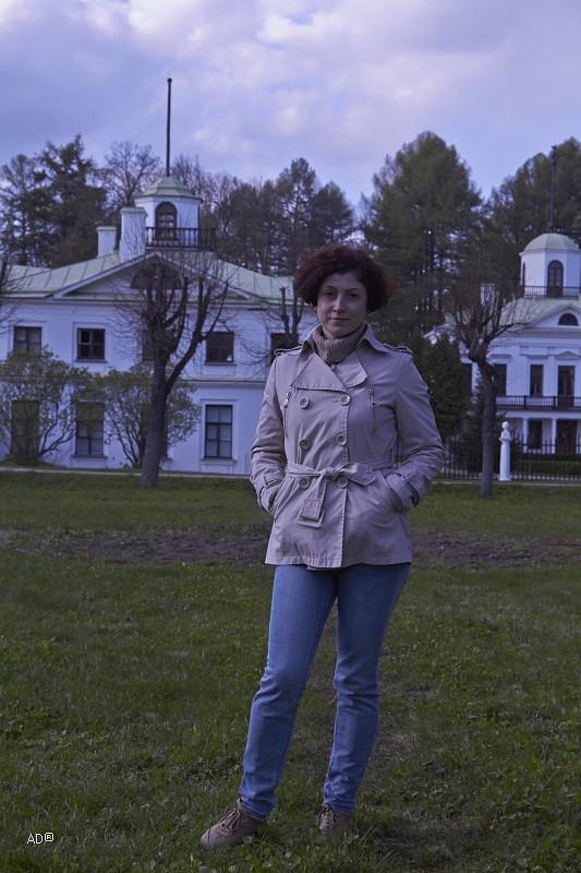 Московские усадьбы - Середниково