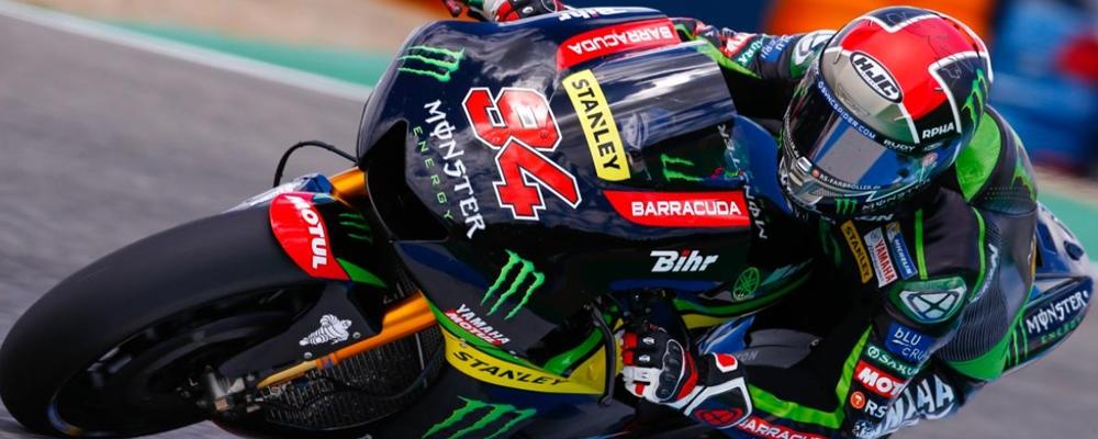 Йонас Фольгер подписал новый контракт с Yamaha Tech3 до конца 2018 года
