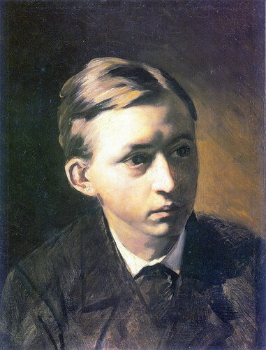 Цифровая репродукция этой картины находится в коллекции интернет-галереи Gallerix.ru ( http://gallerix.ru )