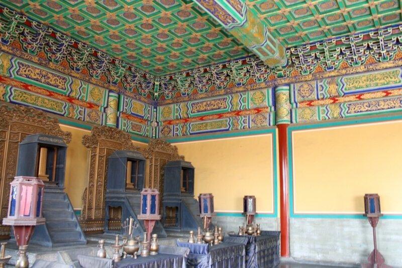 Павильон Зала Императорского Неба
