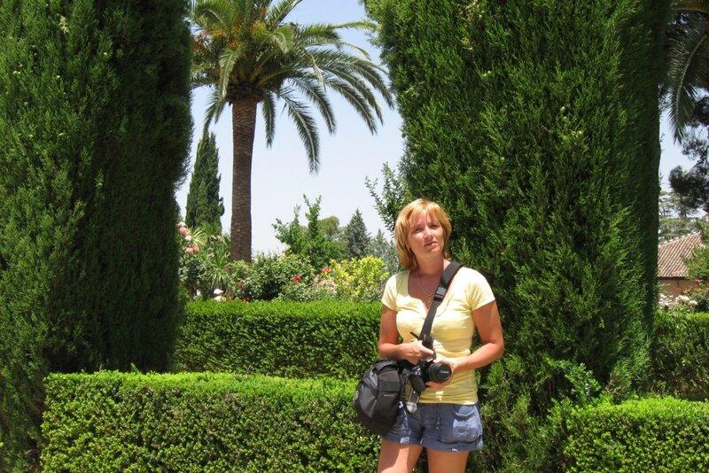 Гранада, Альгамбра