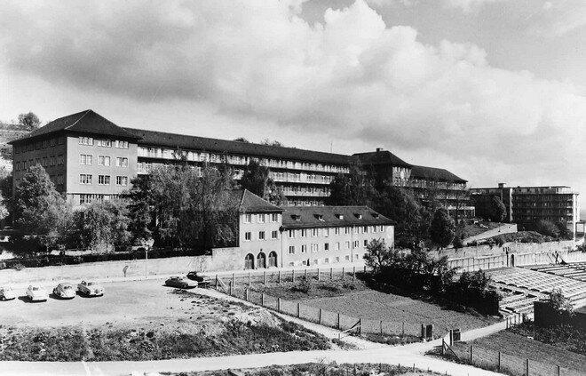 Госпиталь Bosch