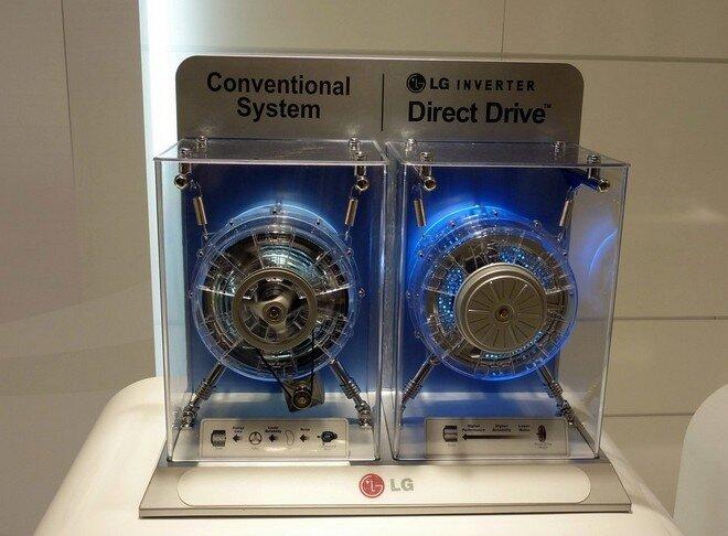 Ремонт стиральной машины lg с прямым приводом