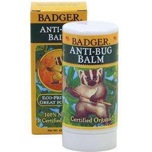 бадгер (badger) от комаров купить iherb