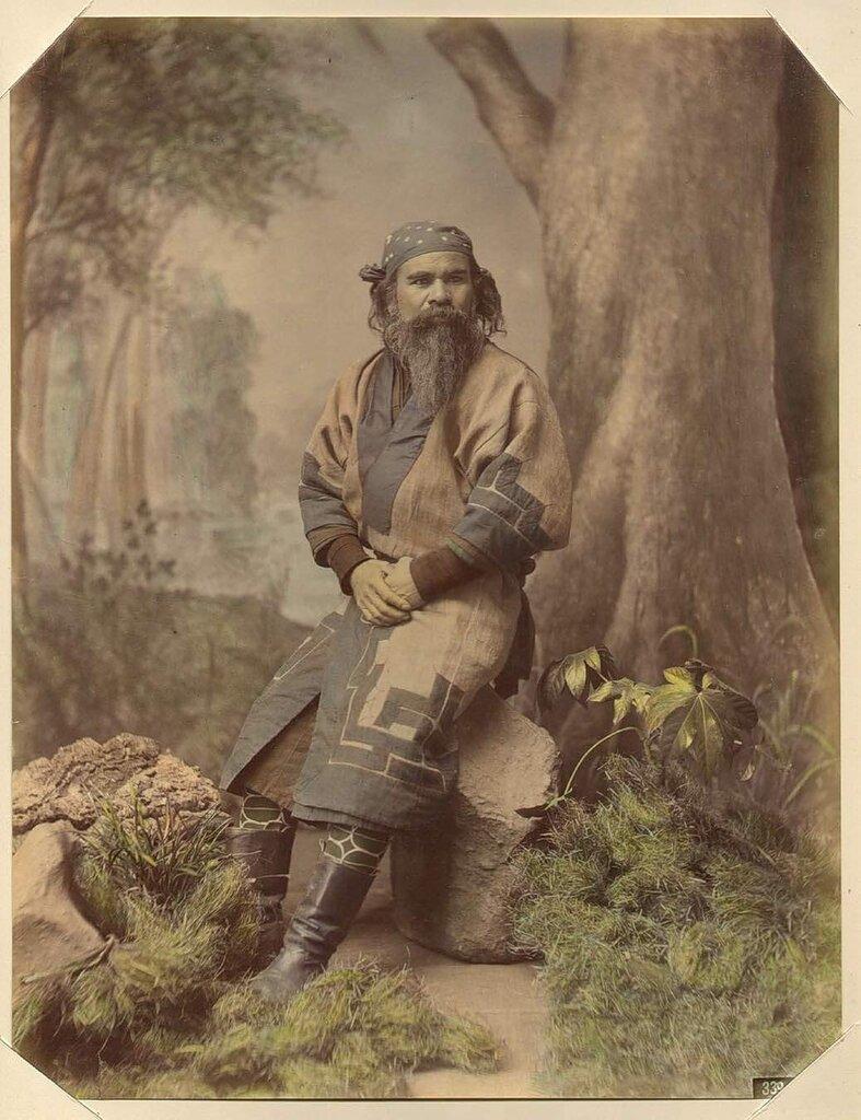 photographer Kusakabe Kimbei (1841 — 1934)
