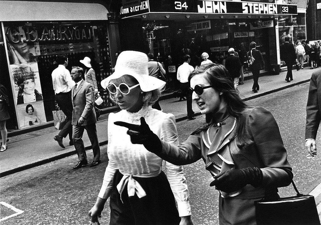 London, England. 1968.