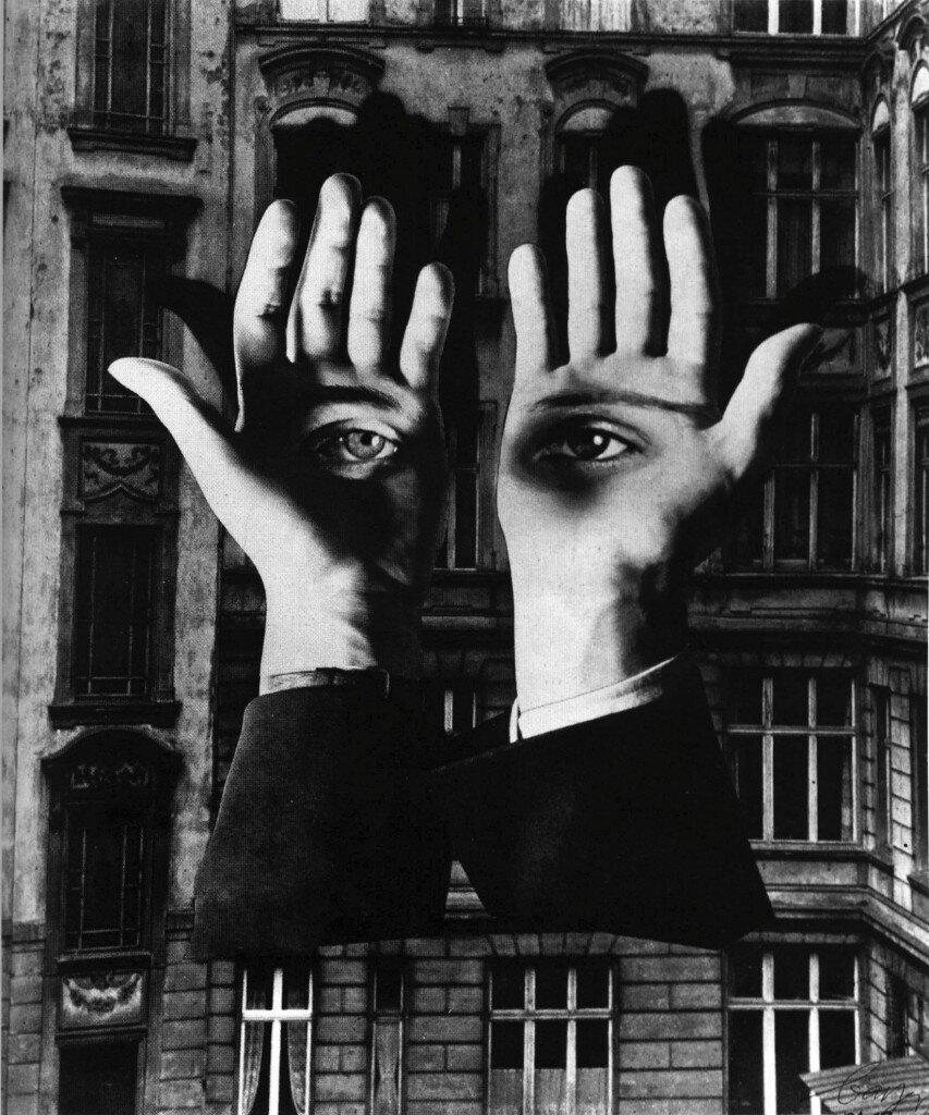 Herbert Bayer lonely metropolitan 1932