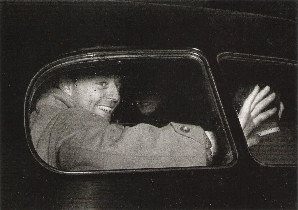 Герхард Кислинг. Жерар Филип, Берлин, 1960
