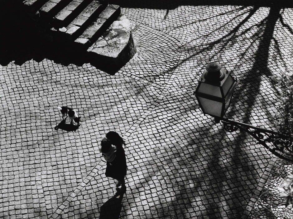 Lisbon, Portugal, 1963  Dorothy Bohm