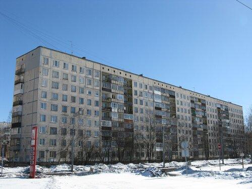 Малая Балканская ул. 12