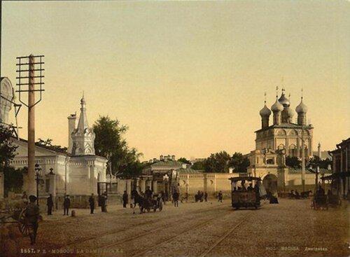 Малая Дмитровка у Страстного монастыря