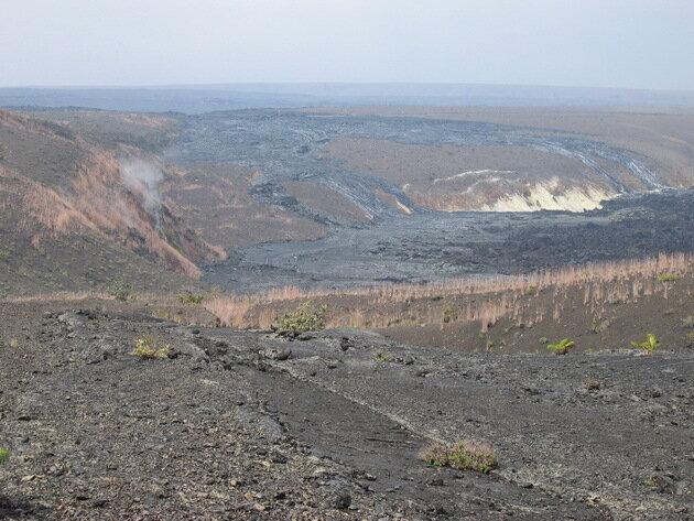 Национальный парк «Гавайские вулканы»