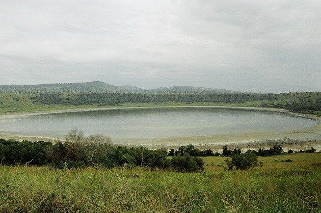 Горы Рувензори. Уганда
